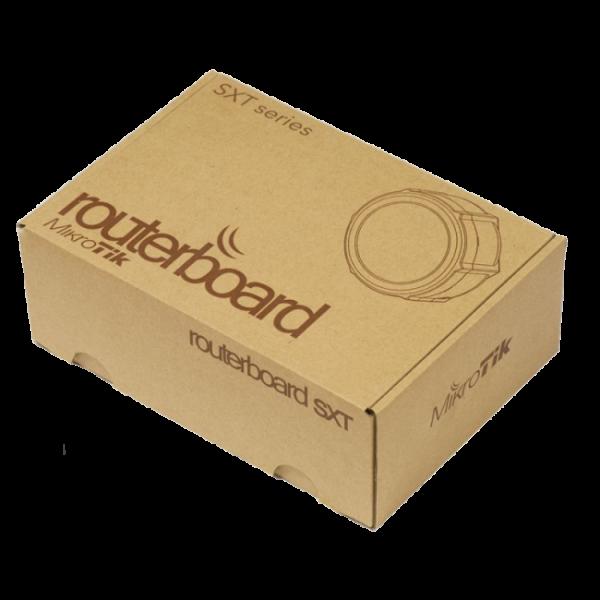 جعبه محصول SXT Lite5 میکروتیک
