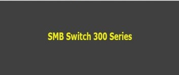 سوئیچ مدل SF302-08 سری ۳۰۰ سیسکو SMB