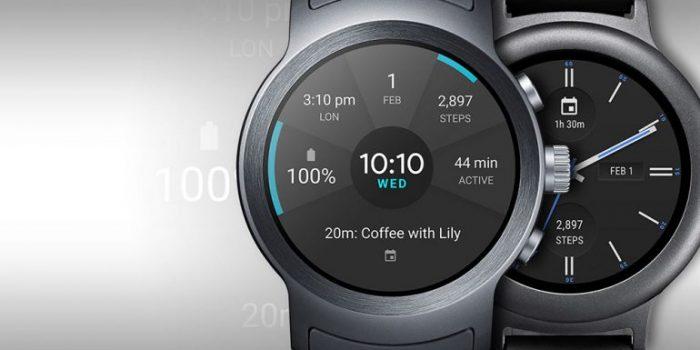 پتنت ساعت هوشمند LG با دوربین روی بند