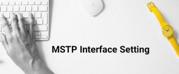 MSTP Interface Settings(قسمت۳۰)