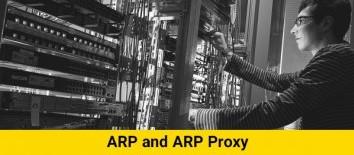 ARP و ARP Proxy (قسمت۳۳)