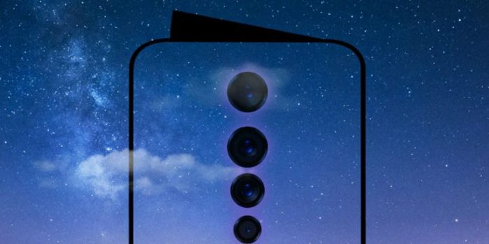 اوپو رنو ۲ از چهار عدد دوربین و زوم ۲۰ برابر پشتیبانی میکند