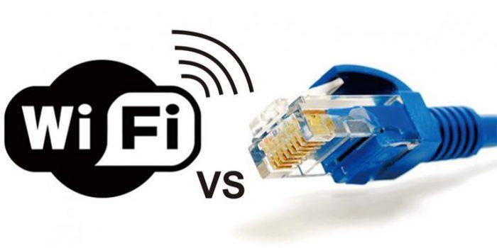 اترنت یا وای فای: مزایا و معایب اترنت و وای فای چیست؟