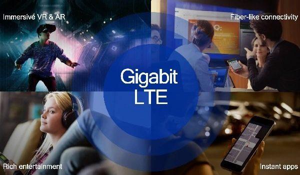 همه چیز دربارهGigabit LTE و زمان فراگیر شدن آن