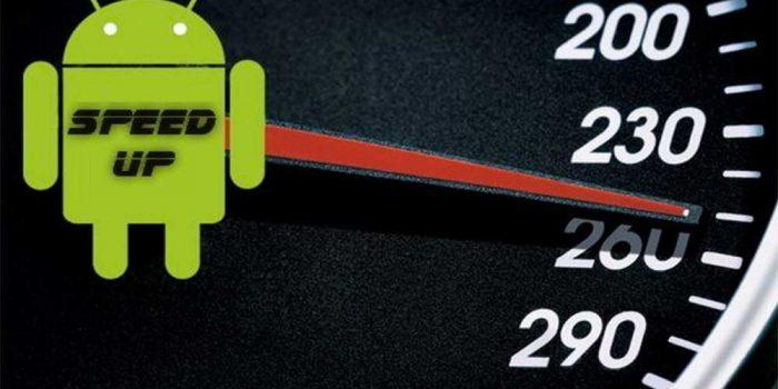 افزایش سرعت گوشیهای آندرویدی
