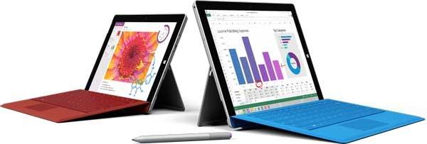 آشنایی با تفاوت های Surface 3 و Surface Pro 3