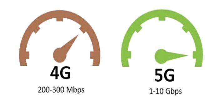 تفاوت بین 4G و 5G