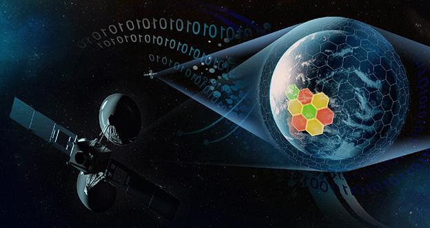 اینترنت فضایی ناسا سریعتر از ارتباطات زمینی