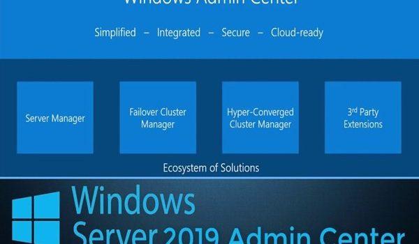 آشنایی مقدماتی با Windows Admin Center در ویندوز سرور2019 (پارت اول)