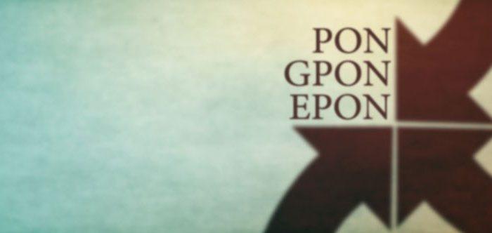 PON چیست وآشنایی با  تفاوت EPON و GPON