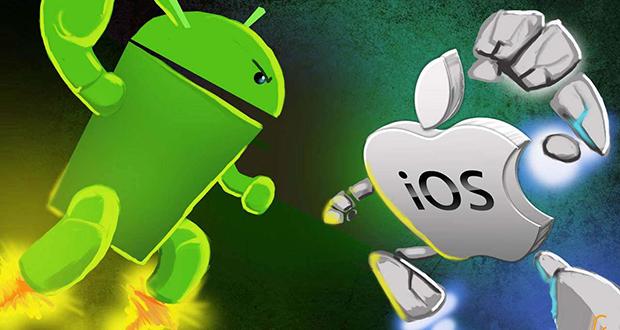 مقایسه اندروید و iOS، کدام سیستم عامل برتر میدان است؟ (پارت دوم)