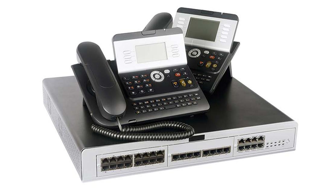 تلفن VOIP از تجهیزات شبکه های کامپیوتری