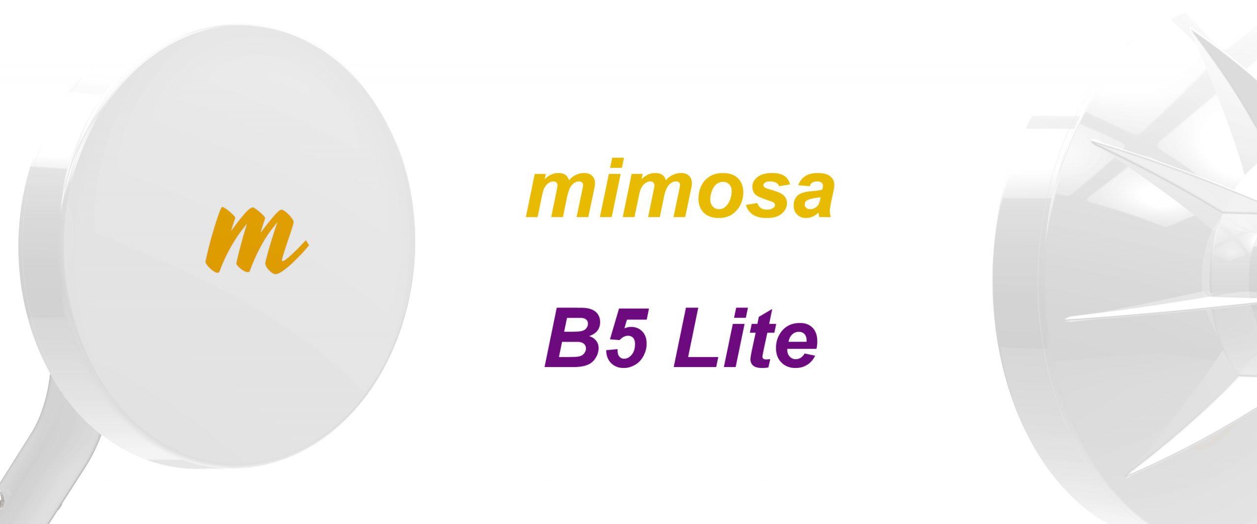 رادیو وایرلس میموسا mimosa b5lite