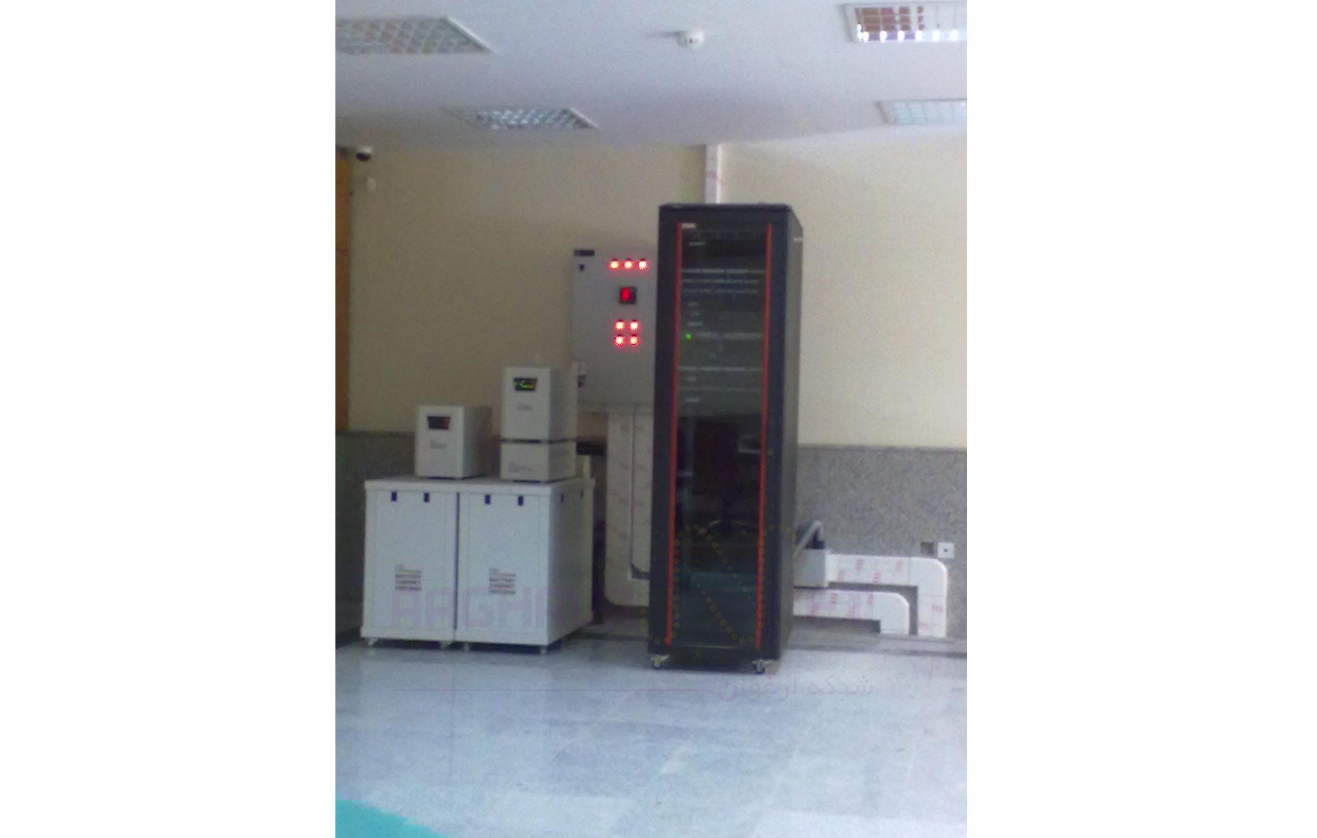 کابل کشی شبکه در اهواز | خدمات پسیو شبکه در اهواز