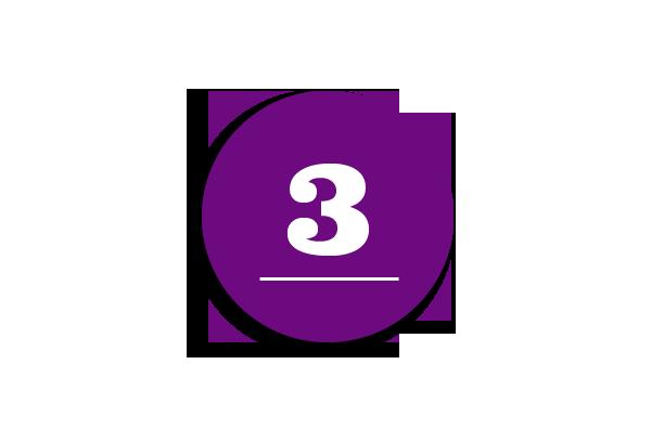 گام سوم مراحل اجرای پروژه شبکه