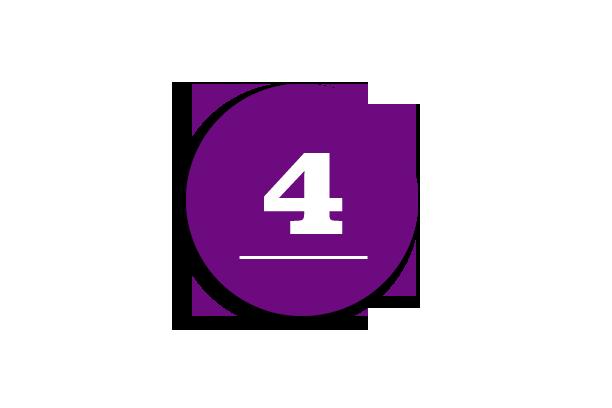 گام چهارم اجرای پروژه شبکه
