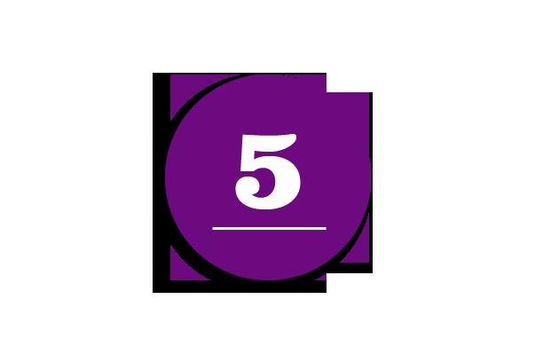 گام پنجم اجرای پروژه شبکه