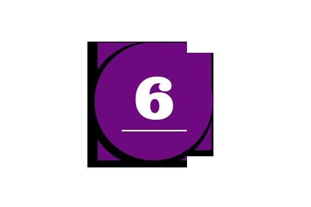 گام ششم اجرای پروژه شبکه