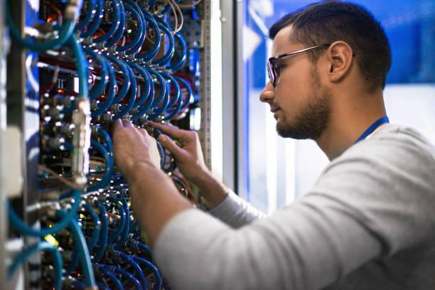 پشتیبانی و گارانتی خدمات شبکه پسیو