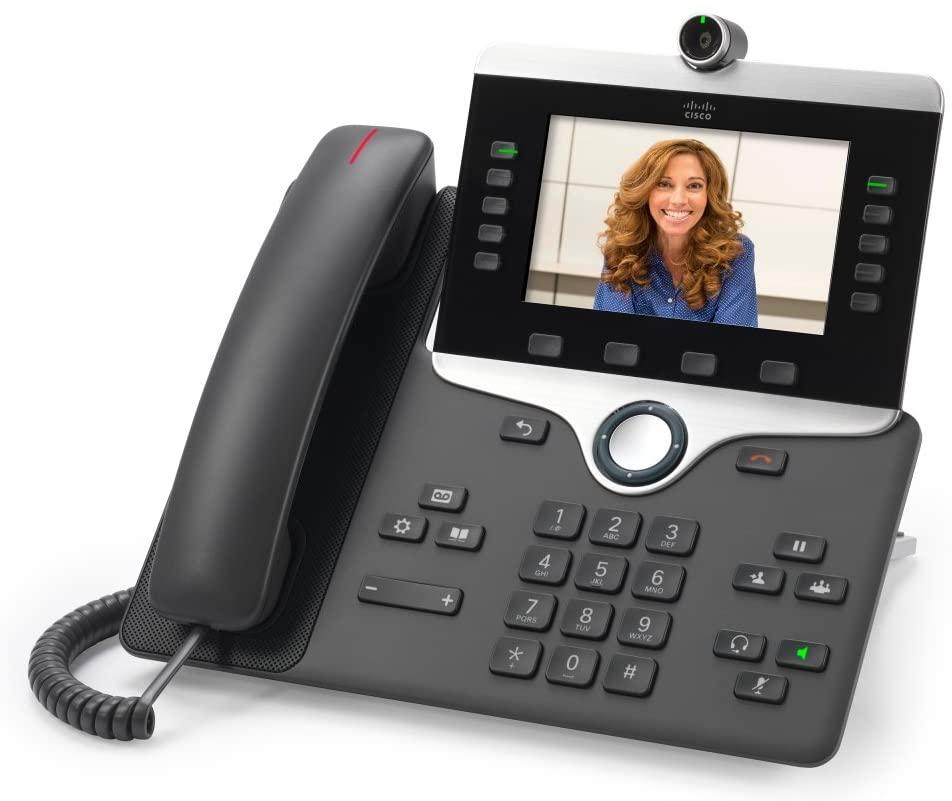 تلفن آی پی تصویری سیسکو مدل 8845 Video Phone