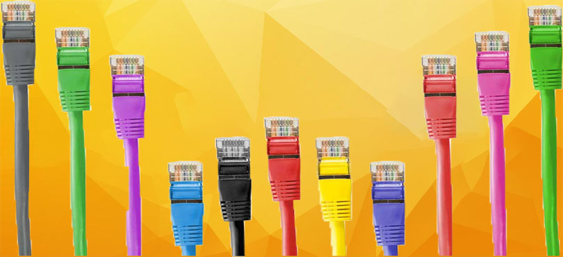 اهمیت طول کابل ها در شبکه