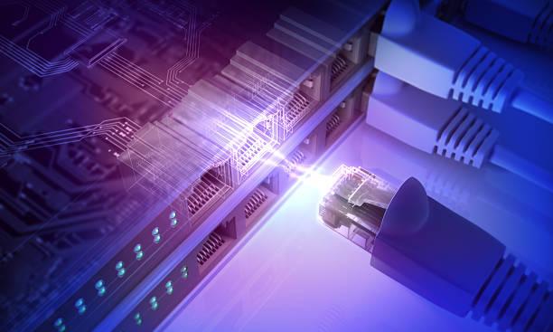 متراژ کابل کشی و اجرای کابل کشی در خدمات پسیو شبکه