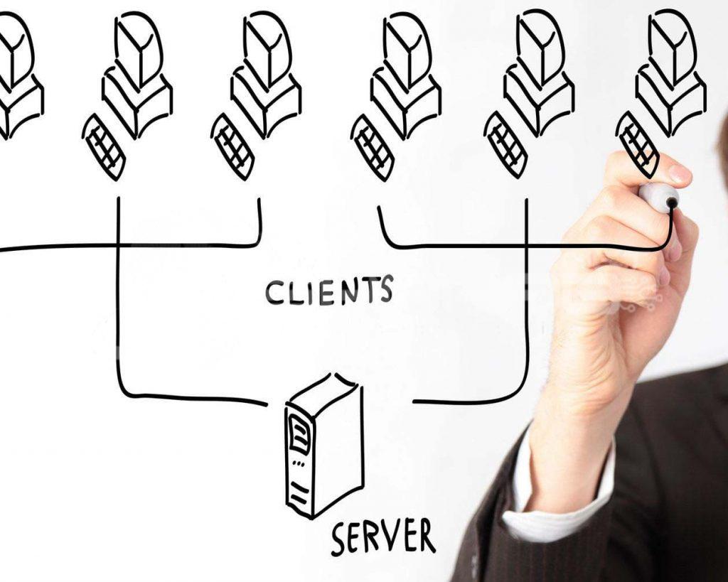 مراحل اجرای پسیو شبکه