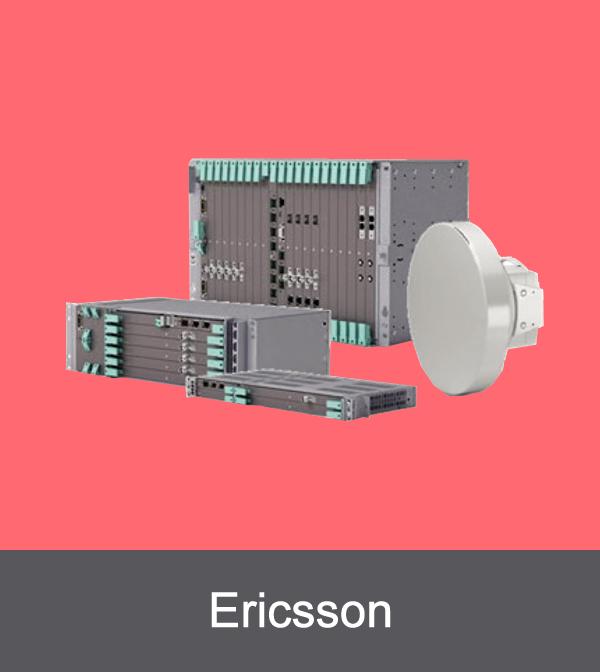 دستگاه لینک مایکروویو Ericsson