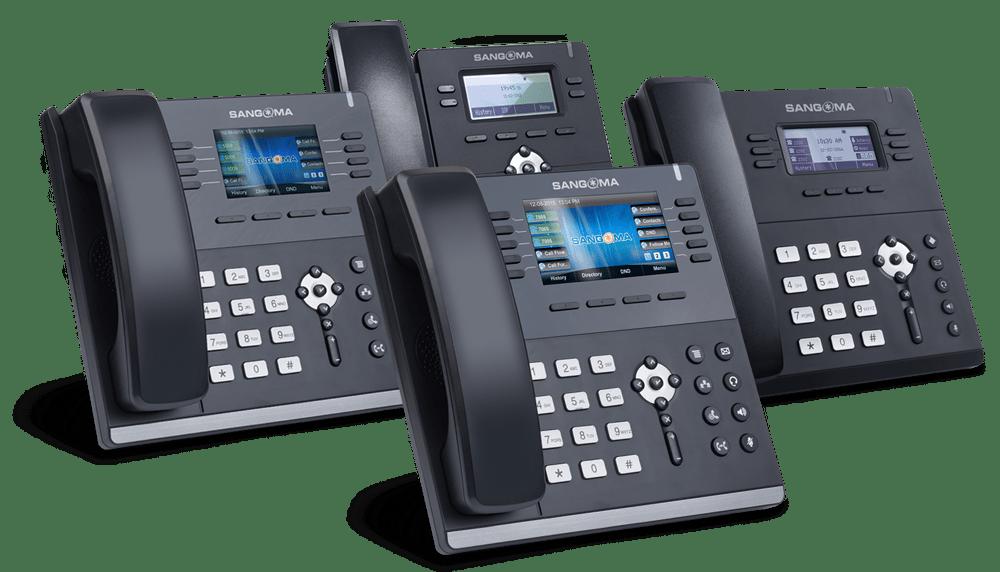 تجهیزات تلفن VOIP