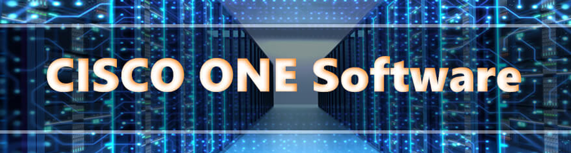 نرم افزار کاربردی Cisco One