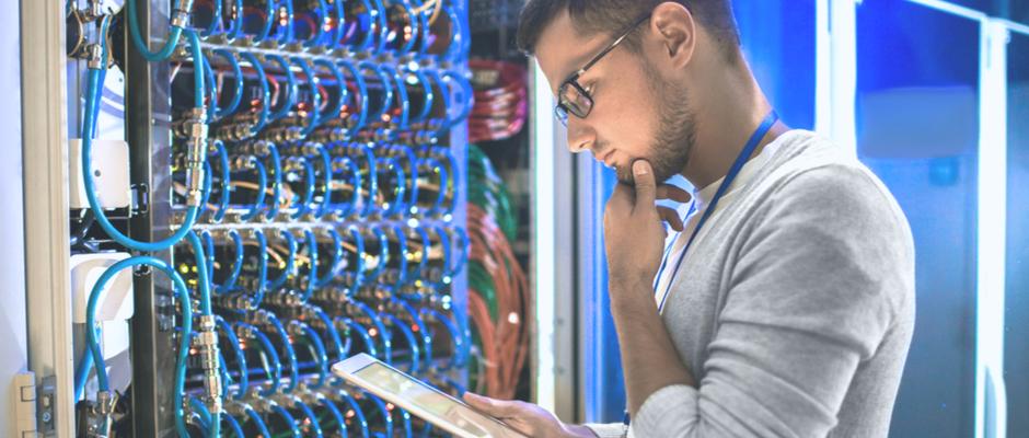 خدمات پشتیبانی سخت افزاری شبکه ها