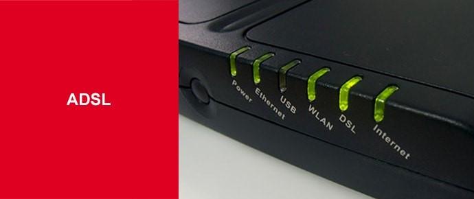 راهنمای تنظیم مودم ADSL
