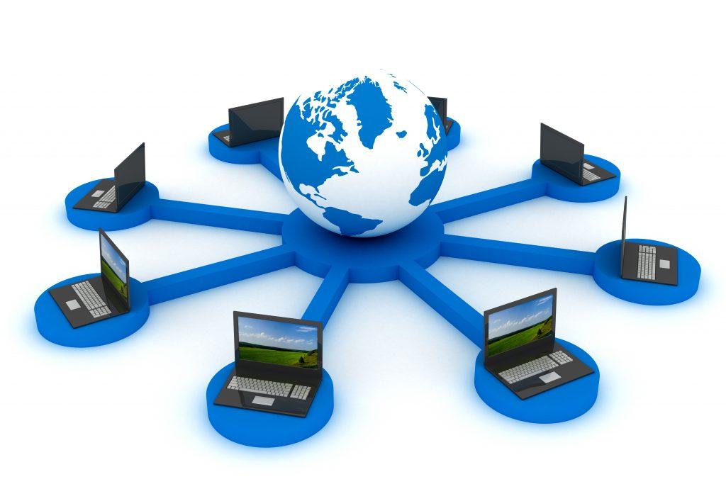 شبکه کردن چند لپ تاپ به هم