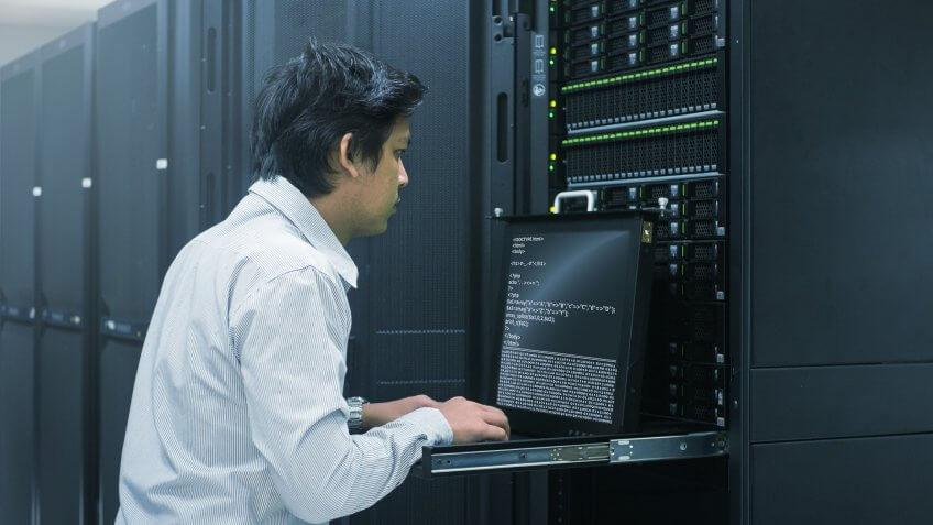 عیب یابی شبکه کامپیوتری توسط پشتیبان شبکه