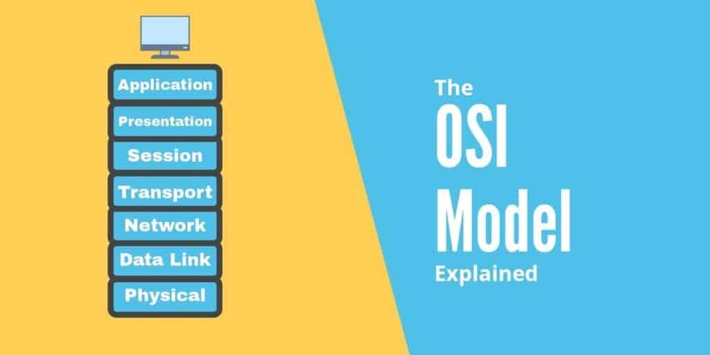 مدل هفت لایه OSI در شبکه