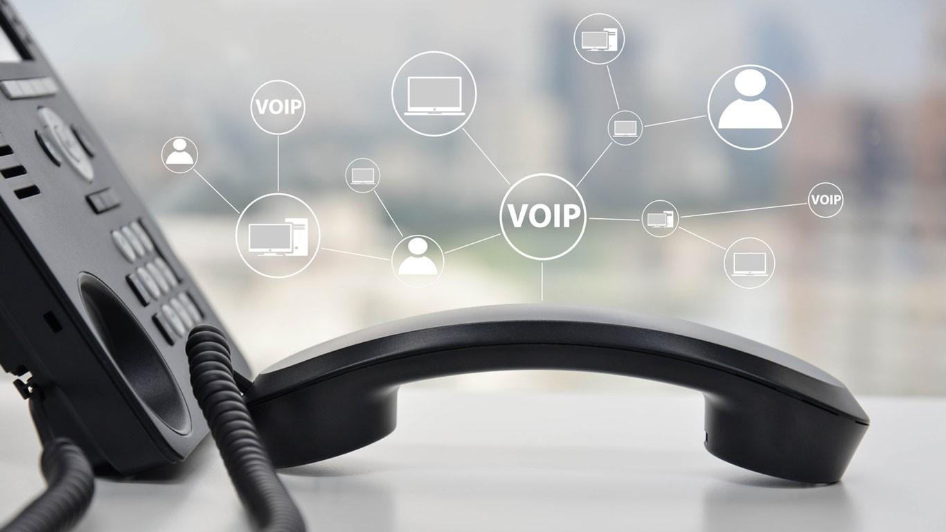 راه اندازی VoIP یا تلفن اینترنتی