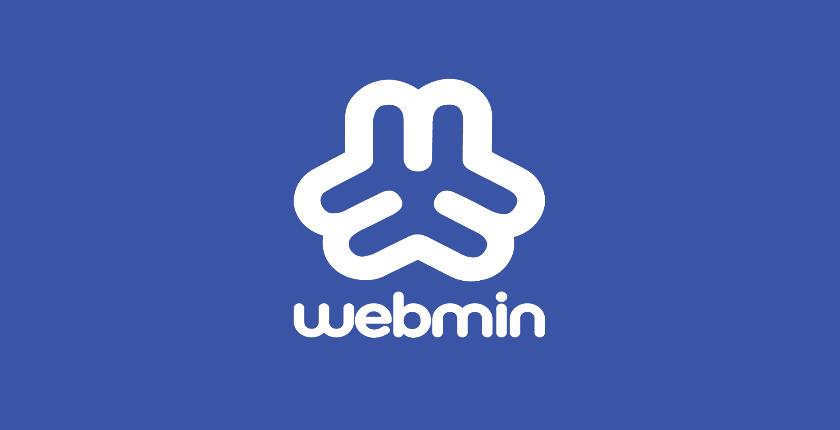 لوگوی وبمین webmin کنترل پنل رایگان برای تبدیل کامپیوتر به هاست