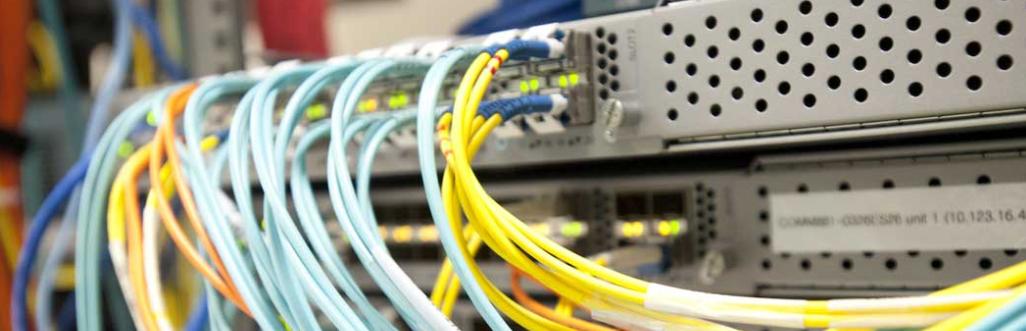 بخش های مختلف زیرساخت شبکه