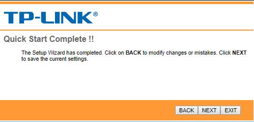 تنظیمات مودم TP-Link