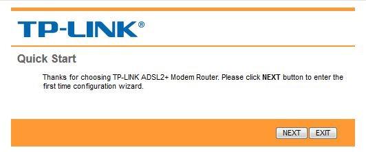 تنظیمات مودم tp-link برای راه اندازی مودم