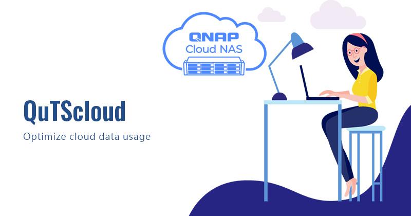 سیستم cloud NAS qnap