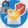 سیستم امنیت ایمیل کاربران در اتاق سرور